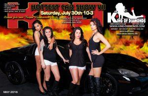 KOD Car Show 2016