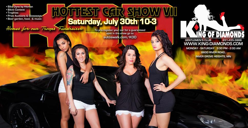 KOD Car Show King Of Diamonds - Car show mn